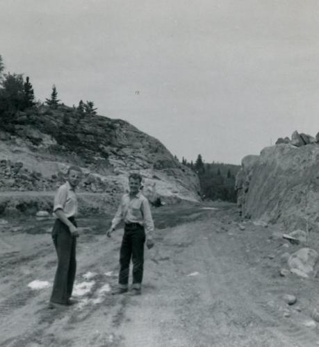 Roads 6  1957