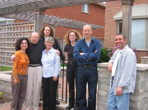 2005 with Albert in Oakville