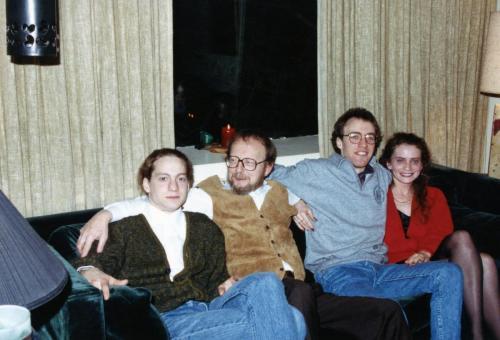 1990s dinner at Randolph