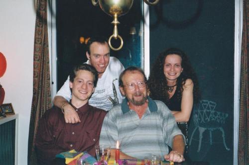 2000 dinner at Randolph