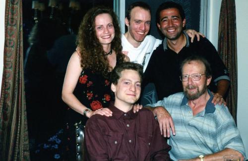 2000 dinner at Randolph (2)