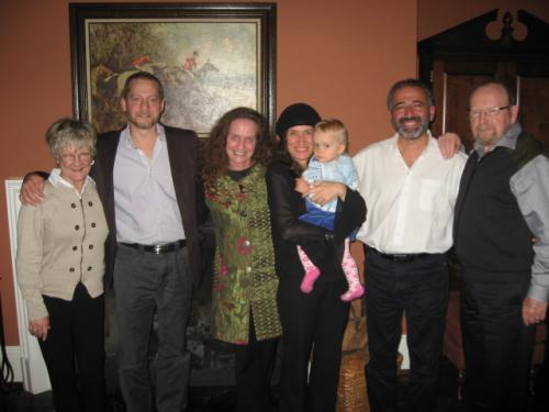 2011 dinner at Hunt