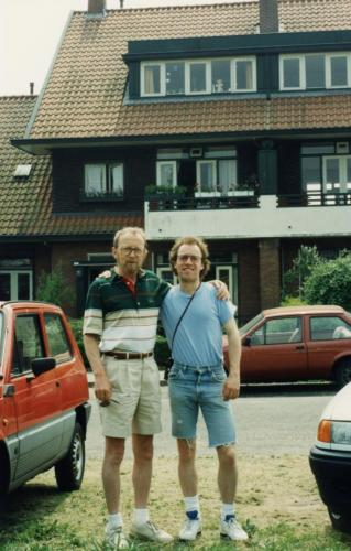 With Albert in Arnhem