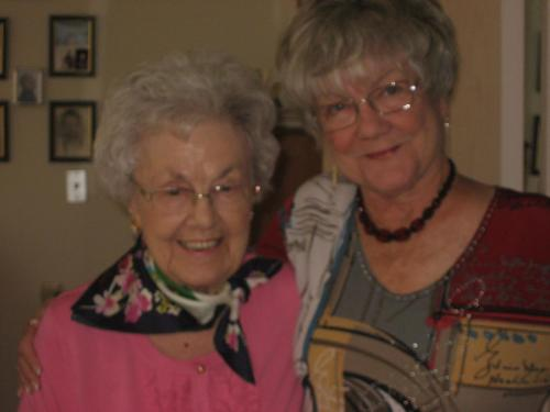 2010 Linda and Ruth