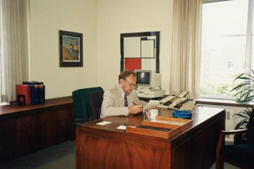 Henk at work 2