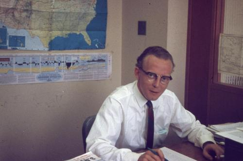Henk without a beard in the early days