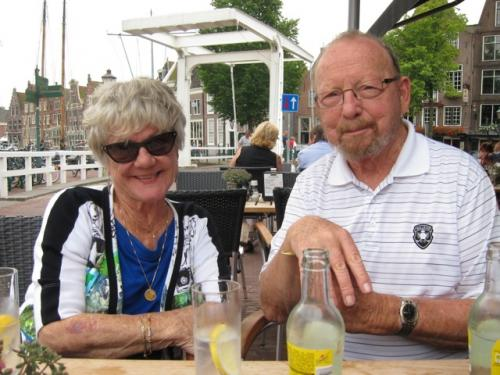 Linda and Henk